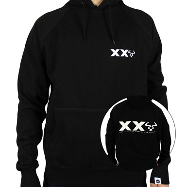 XXV RAM Hooded Top [Black] artwork