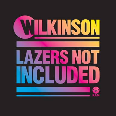 Lazers Not Included [Extended Edition] artwork