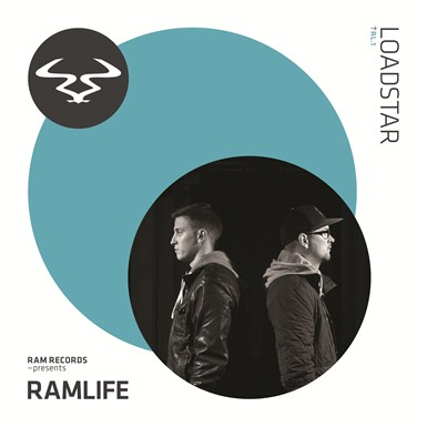 RAMLife Loadstar [Mix CD] artwork