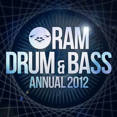 Ram Drum & Bass Annual 2012 artwork