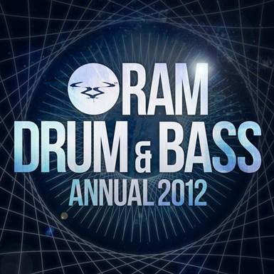 Ram Drum & Bass Annual 2012 artwork