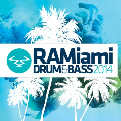 RAMiami Drum & Bass 2014 artwork