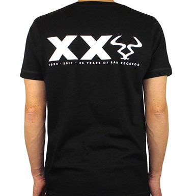 XXV RAM T-Shirt [Black] artwork