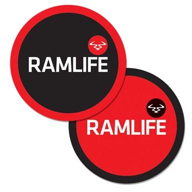 RAMLIFE Slipmats [Pair] artwork