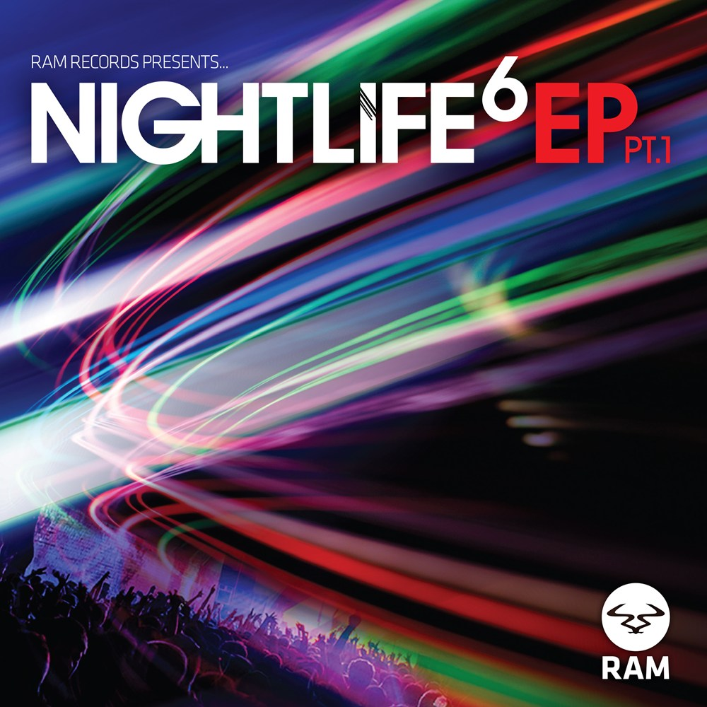 Nightlife 6 EP Part 1 artwork