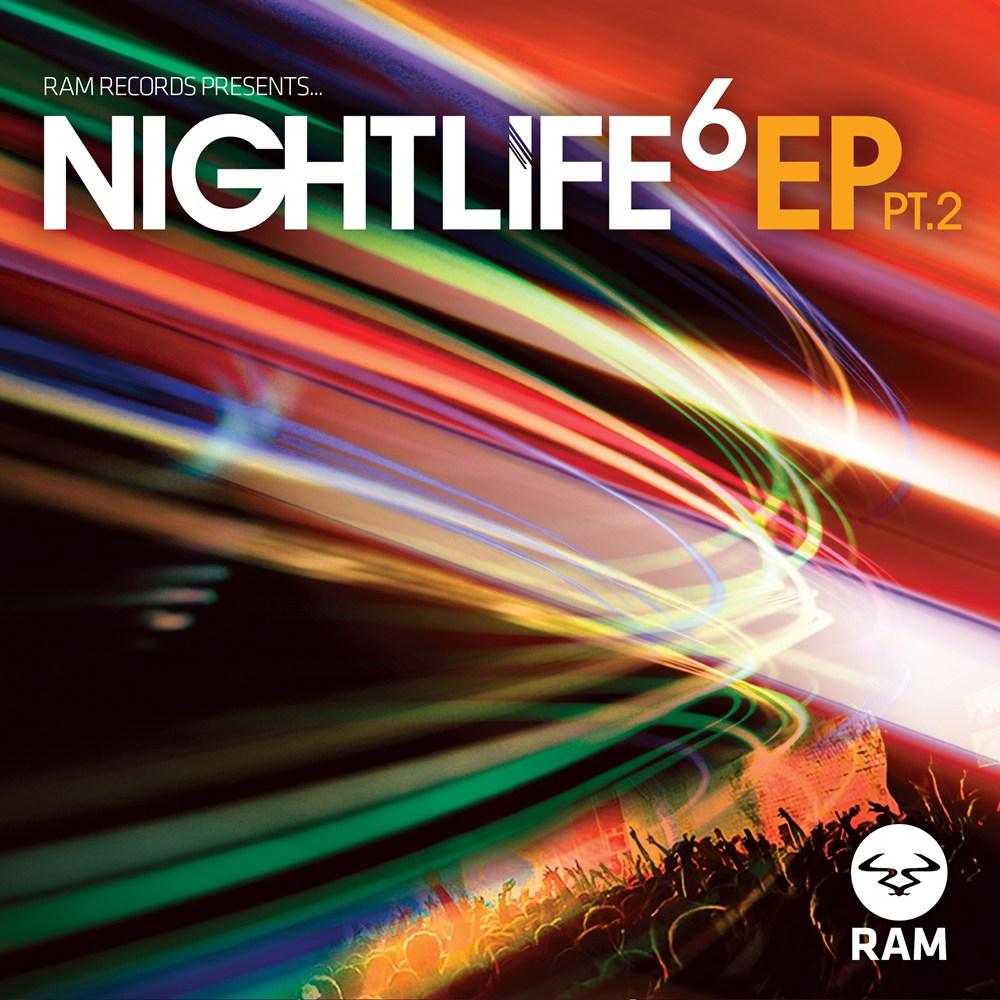 Nightlife 6 EP Part 2 artwork