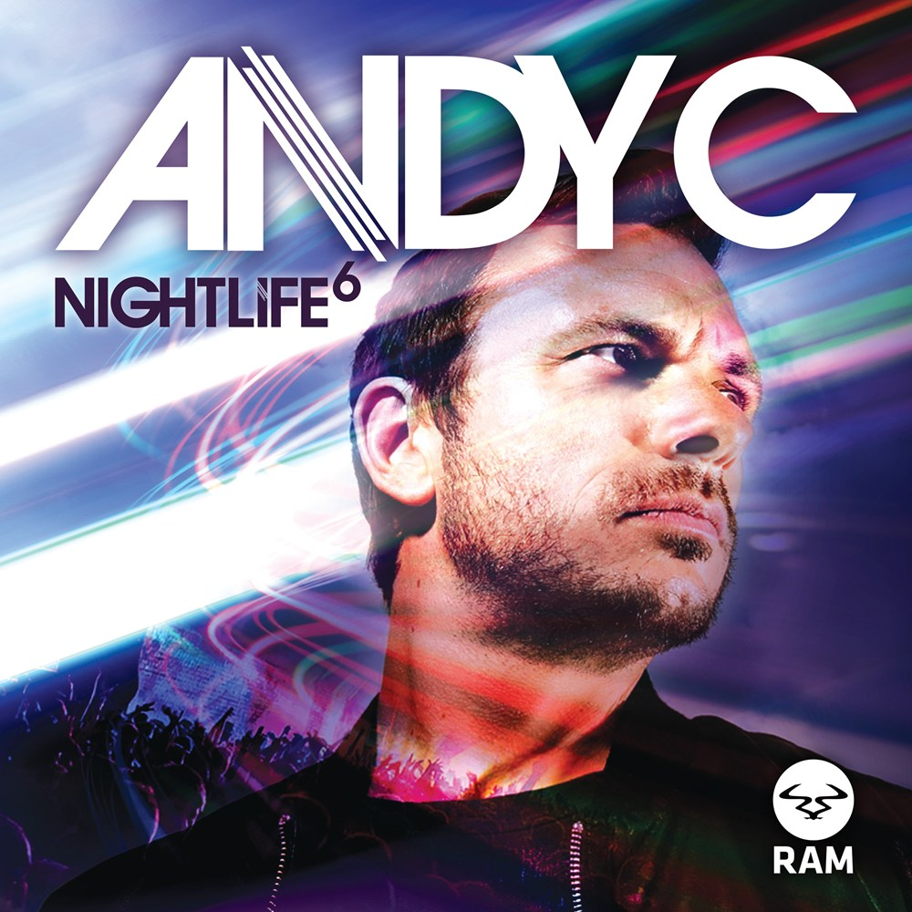 Andy C Nightlife 6 [Mix CD] artwork