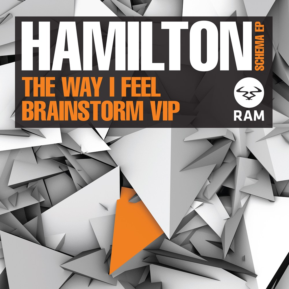 The Way I Feel / Brainstorm VIP artwork