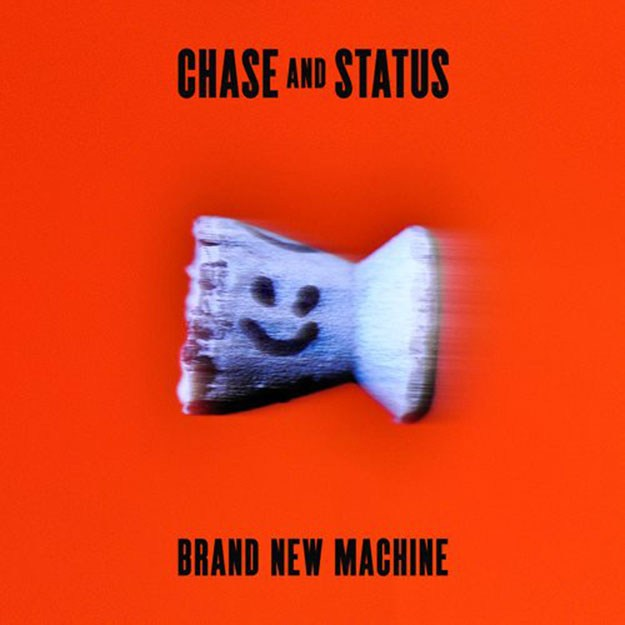 Brand New Machine LP artwork