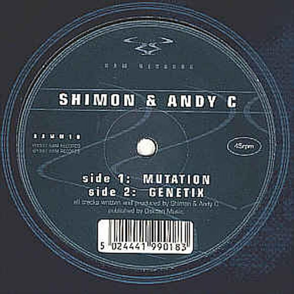 Andy C and Shimon Shimon and Andy C Quest - Night Flight
