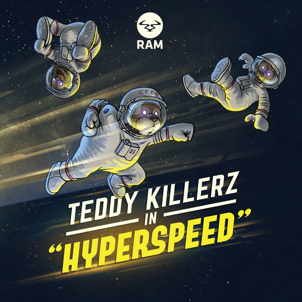 Hyperspeed EP artwork