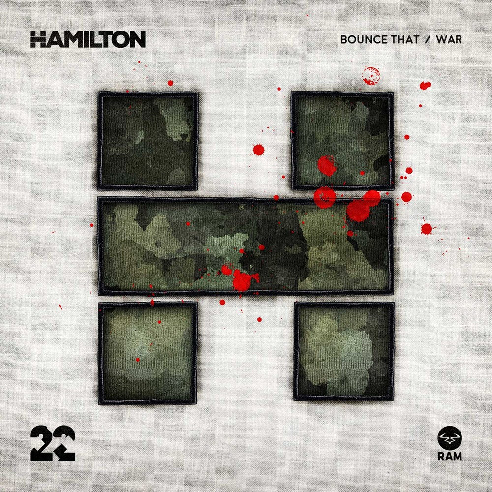 Bounce That / War artwork