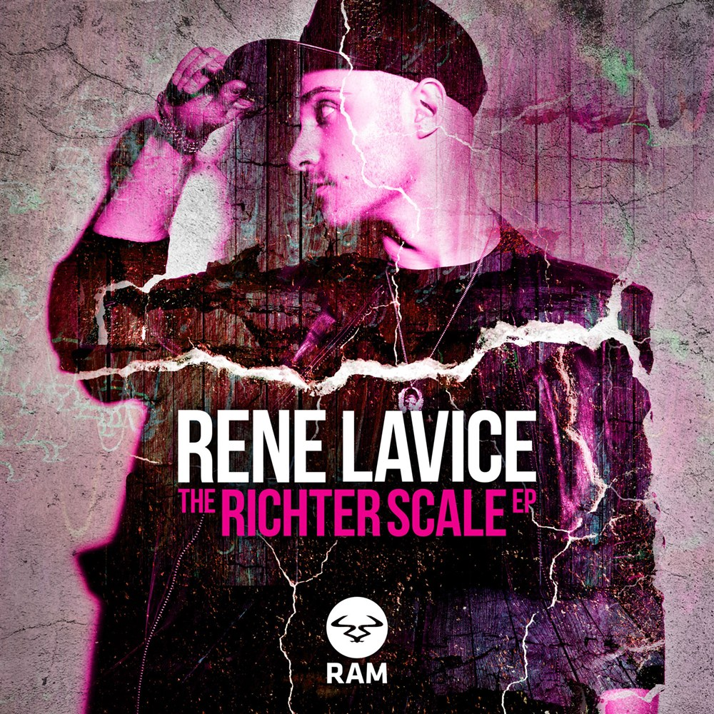 The Richter Scale EP artwork
