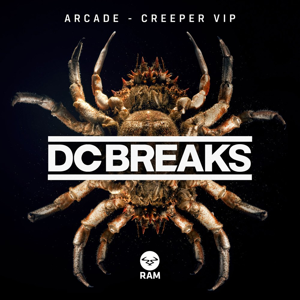 Arcade / Creeper VIP artwork
