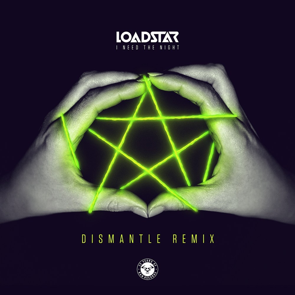 I Need the Night (Dismantle Remix) artwork