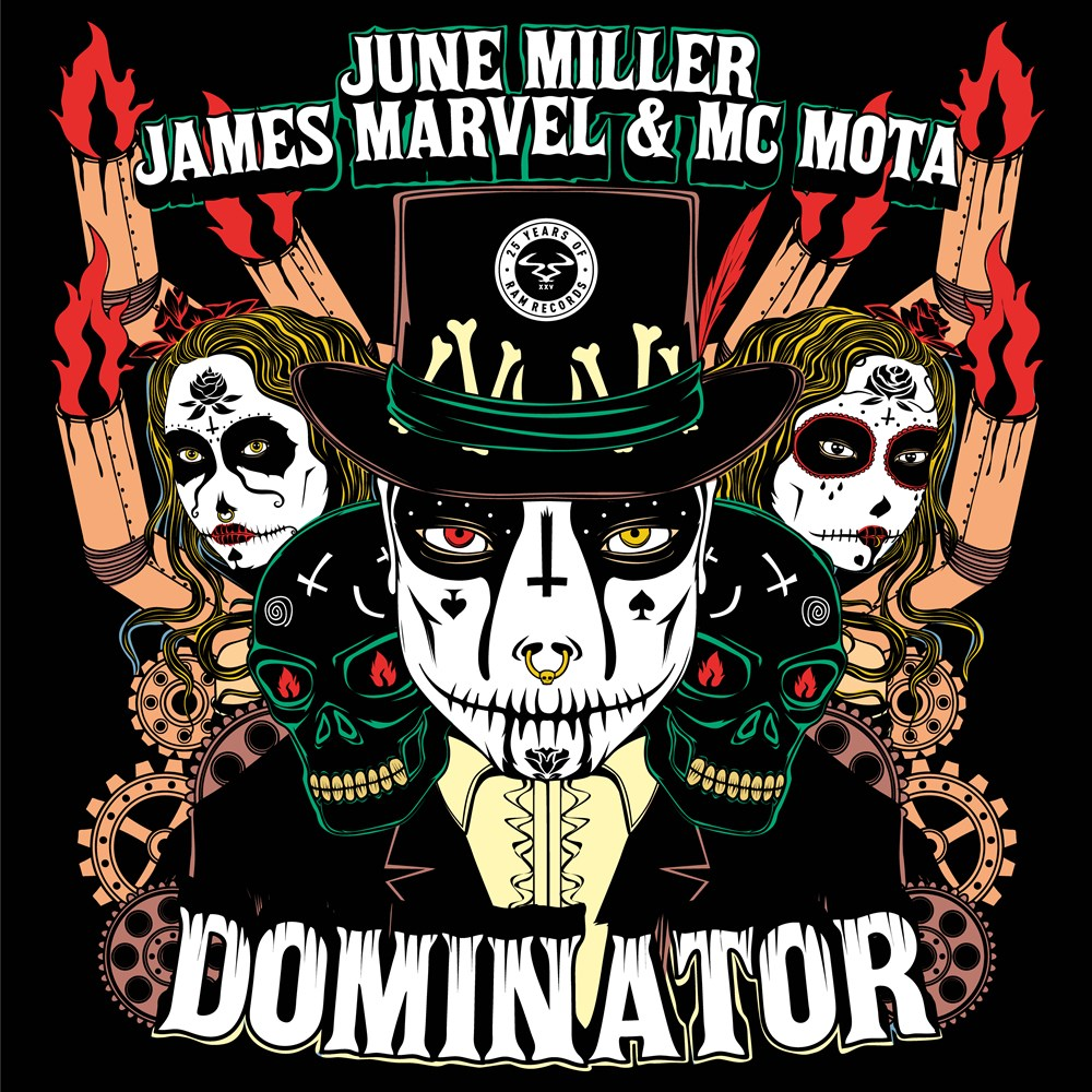 Dominator / A Pinda Funk artwork