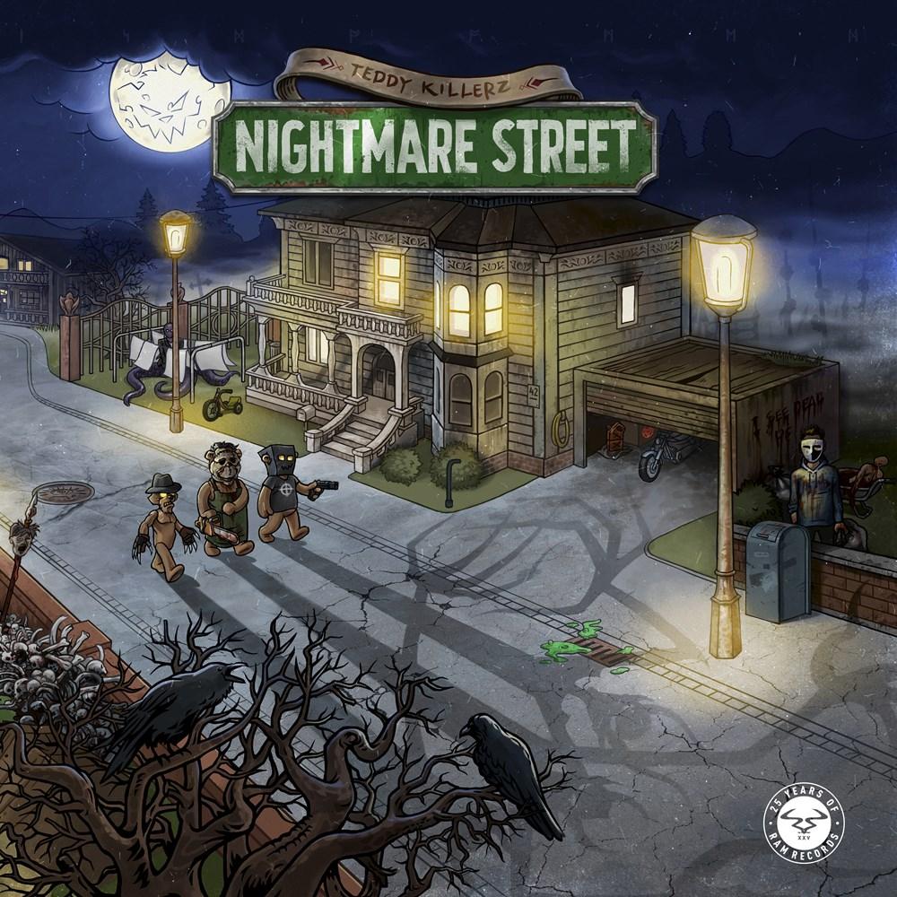 Nightmare Street [DIGITAL] artwork