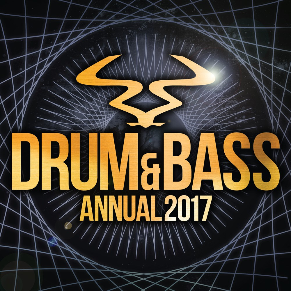 RAM Drum & Bass Annual 2017 artwork