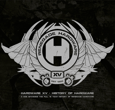 Hardware XV: History of Renegade Hardware artwork