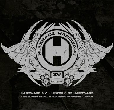 Hardware XV: History of Renegade Hardware artwork