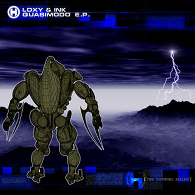 Quasimodo EP artwork