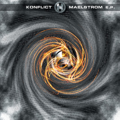 Maelstrom EP artwork