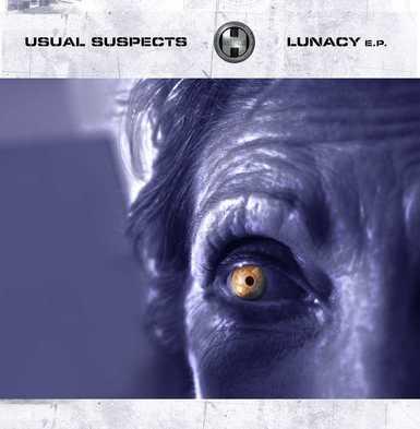 Lunacy EP artwork