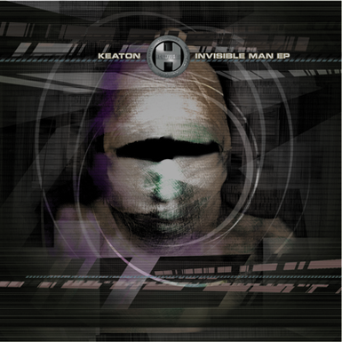 The Invisible Man EP artwork