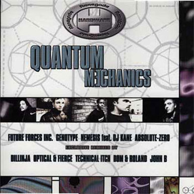 Quantum Mechanics artwork