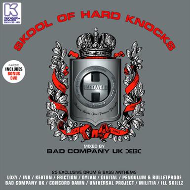 Skool Of Hard Knocks artwork