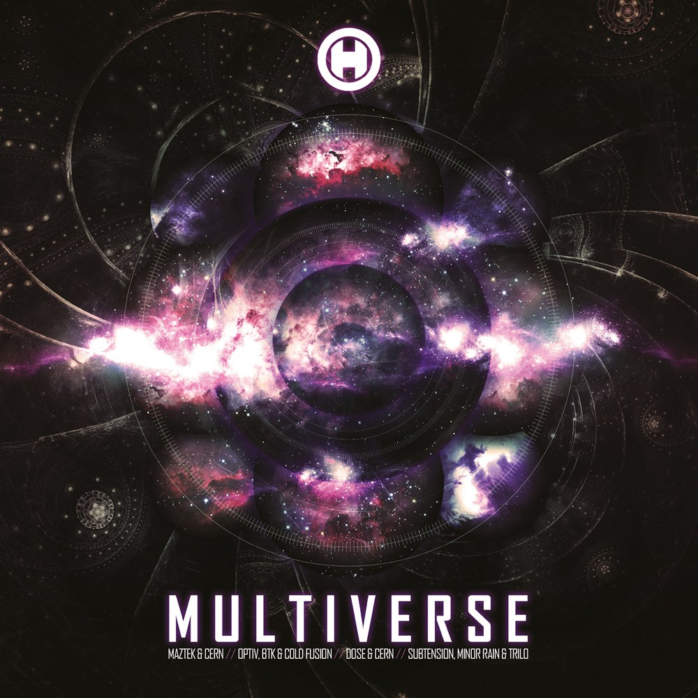 Various Artists Reanimation ep Multiverse ep Various Artists