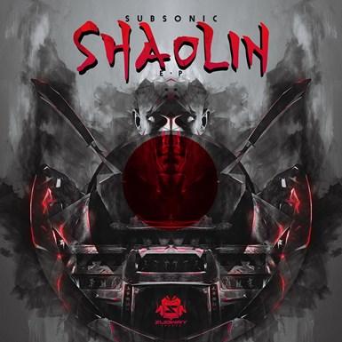 Shaolin EP artwork