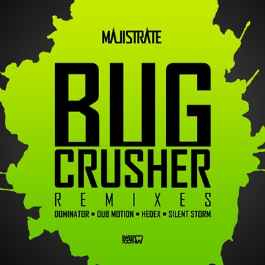 Bug Crusher Remixes artwork