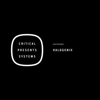 Critical Presents : Systems 001 artwork