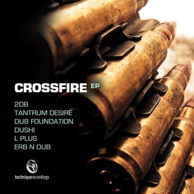 Crossfire EP artwork