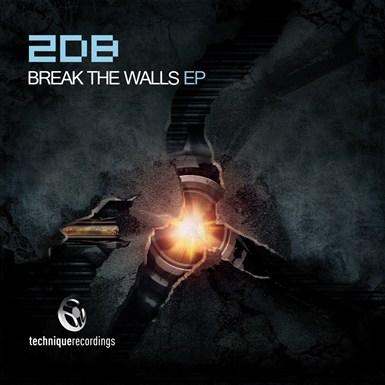 Break The Walls EP artwork