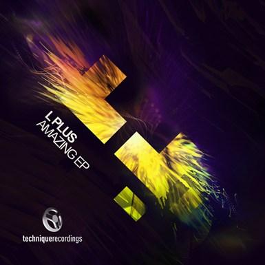 Amazing EP artwork