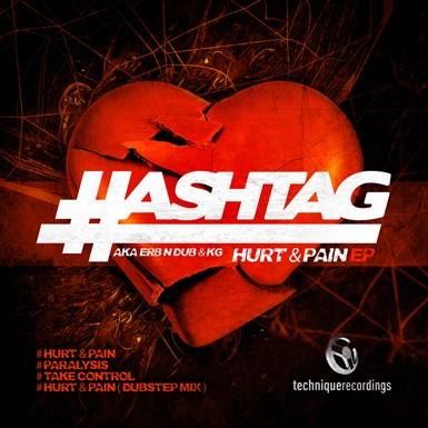 Hurt & Pain EP artwork