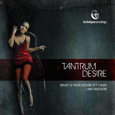 What Is Your Desire (Ft. I-Kay) artwork