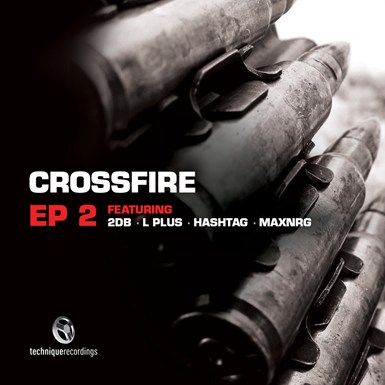 Crossfire EP 2 artwork