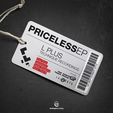 Priceless EP artwork
