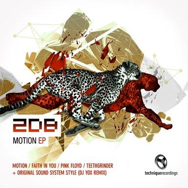 Motion EP artwork