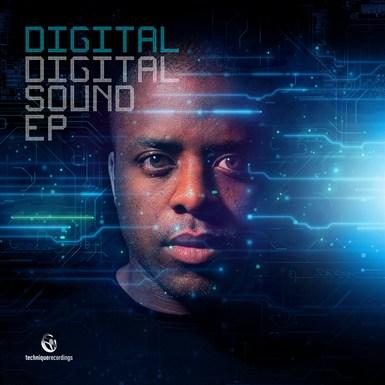 Digital Sound EP artwork