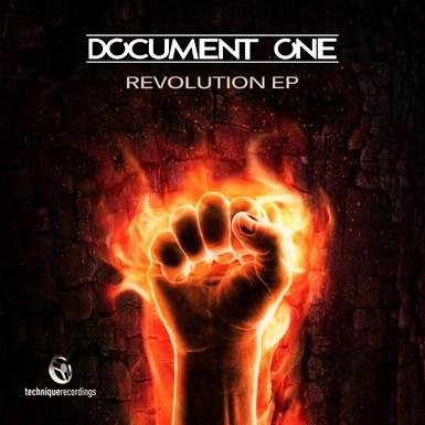 Revolution EP artwork
