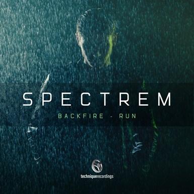 Back Fire / Run artwork