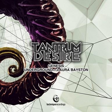 Genesis / Underground feat. Laura Bayston artwork