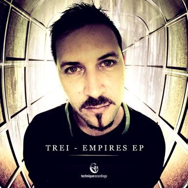 Empires EP artwork