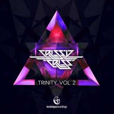 Trinity Vol 2 artwork
