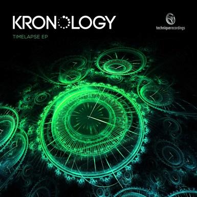 Timelapse EP artwork