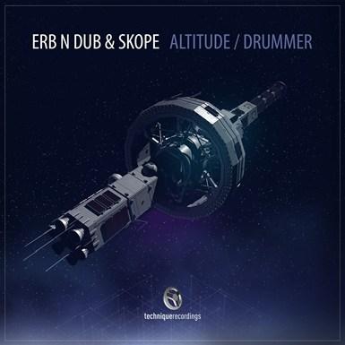 Altitude / Drummer artwork